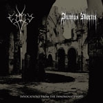ANIMUS MORTIS / EMPTY |  Invocations from the Innominate World