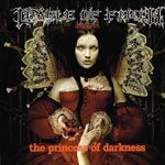 CRADLE OF FILTH | The princess of darkness