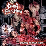 DEVOUR THE UNBORN | Consuming the morgue remains