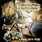 FLESHLESS | Free off pain / Stench of rotting heads