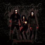 IMMORTAL | Damned in black