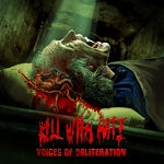 KILL WITH HATE | Voices of obliteration