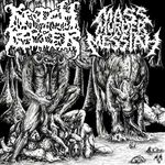 KROTCHRIPPER/ MAS MURDER MESSIAH | Split