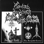 MANIAC BUTCHER | Immortal death / The incapable carrion