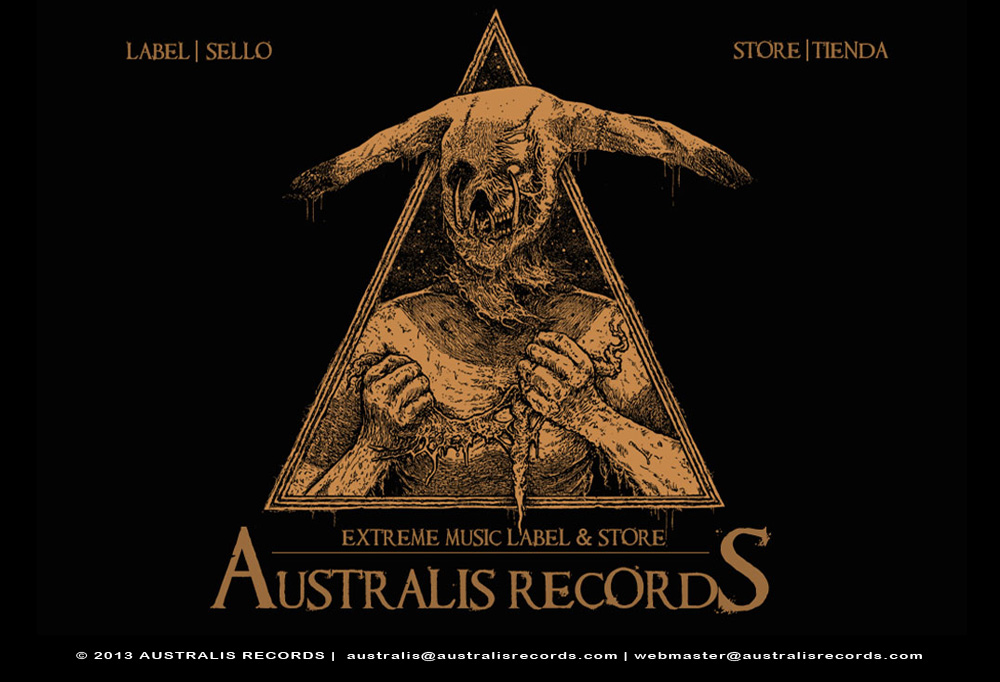 Australis records metal from the end of the world australis records fandeluxe Images